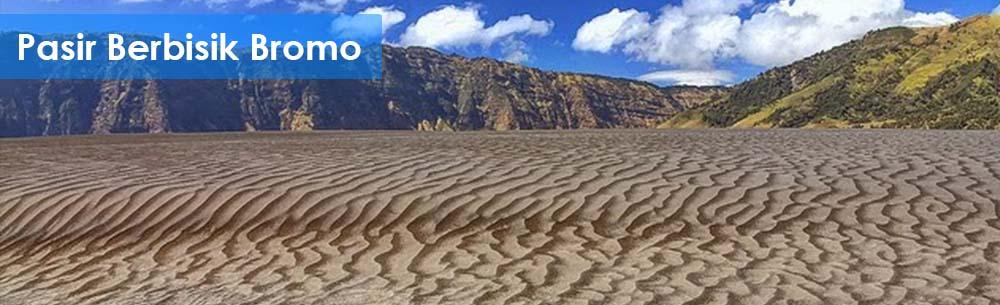 Paket wisata Bromo pasir berbisik