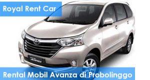 Rental Mobil Avanza di Probolinggo