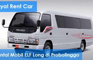 Rental Mobil ELF Long di Probolinggo