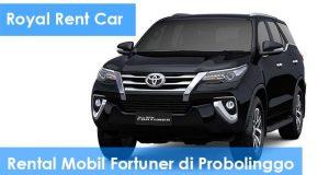 Rental Mobil Fortuner di Probolinggo