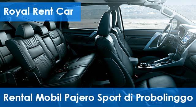 Rental Mobil Mitsubishi Pajero Sport di Probolinggo