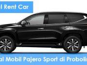 Rental Mobil Pajero Sport di Probolinggo