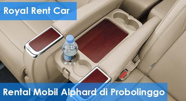 Rental Mobil Toyota Alphard di Probolinggo Terbaru