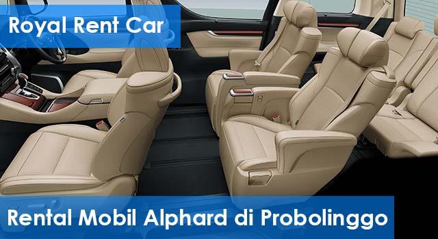 Rental Mobil Toyota Alphard di Probolinggo