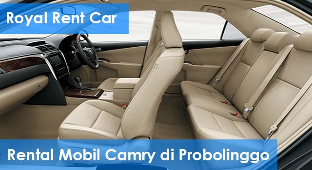 Rental Mobil Camry di Probolinggo