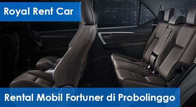 Rental Mobil Toyota Fortuner di Probolinggo