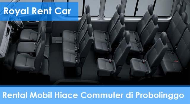 Rental Mobil Toyota Hiace Commuter di Probolinggo