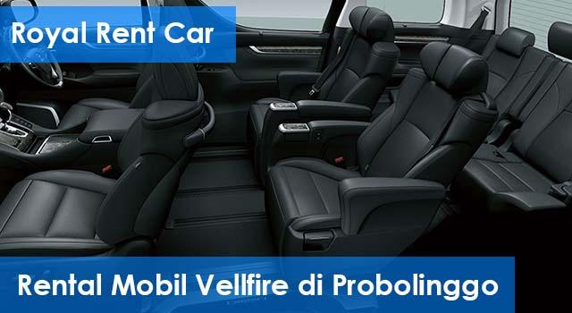 Rental Mobil Toyota Vellfire di Probolinggo