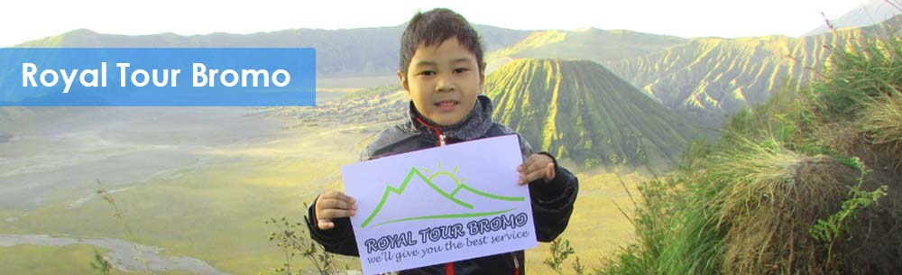 Royal Tour Bromo