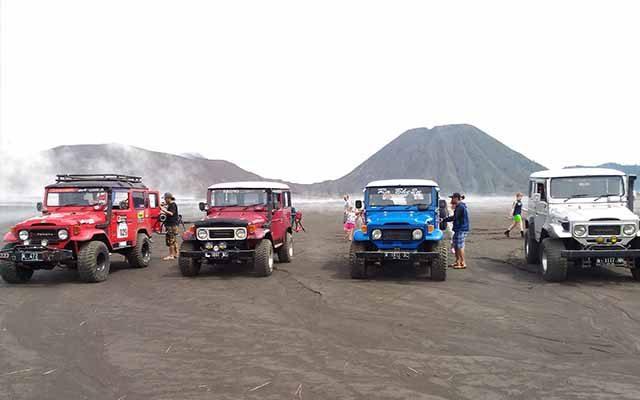 Sewa Jeep Bromo
