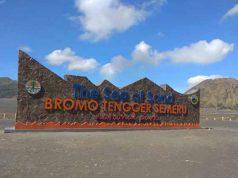Tugu Nama di Gunung Bromo Diprotes