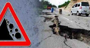 Akses Jalan ke Gunung Bromo Sedang Longsor