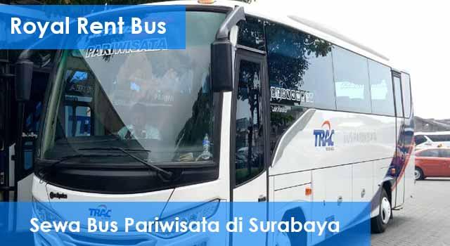 Daftar Harga Sewa Bus Pariwisata di Surabaya Terbaru Murah