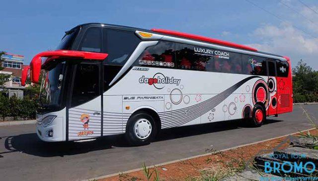 Daftar Harga Sewa Bus Pariwisata di Jakarta Murah Terbaik
